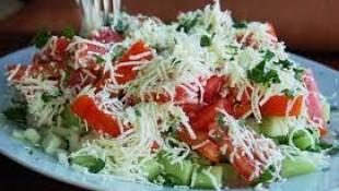 Şopska Salata